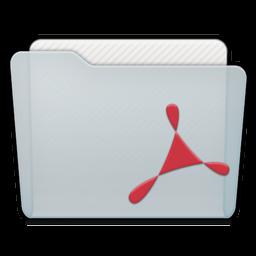 Folder Adobe Acrobat Icon 256x256 png