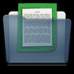 Graphite Folder Docs Alt Icon 256x256 png