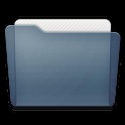 Graphite Folder Generic Icon 256x256 png