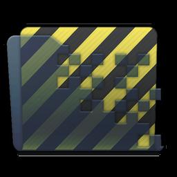 Graphite Folder IconComposer Icon 256x256 png