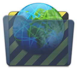 Graphite Folder Webdev Icon 256x256 png