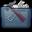 Graphite Folder Utilities Icon 32x32 png