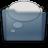 Graphite Folder Chats Icon