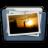 Graphite Folder Pictures Alt Icon