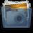 Graphite Folder Pictures Alt 2 Icon 48x48 png