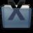 Graphite Folder System Icon