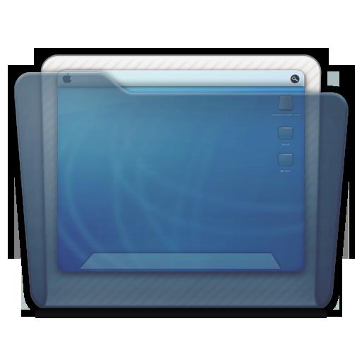 Graphite Folder Desktop Alt Icon 512x512 png