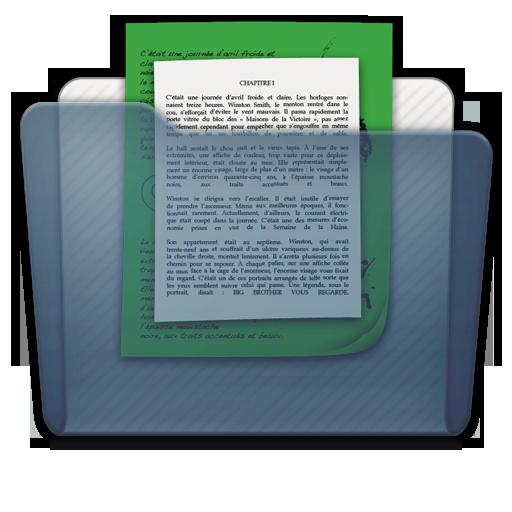 Graphite Folder Docs Alt Icon 512x512 png