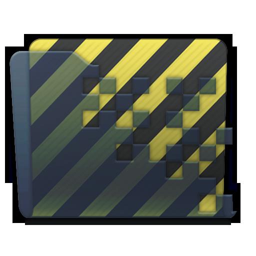 Graphite Folder IconComposer Icon 512x512 png