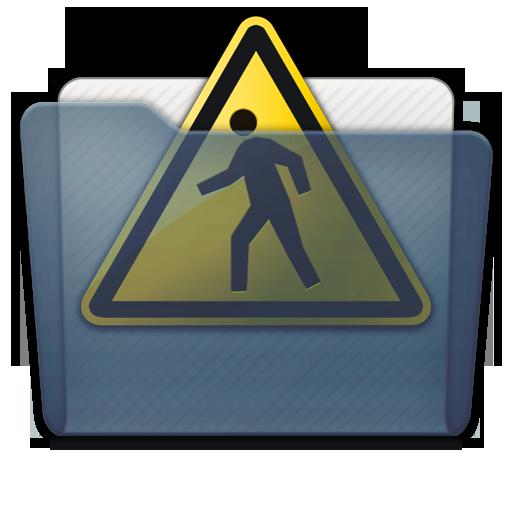 Graphite Folder Public Icon 512x512 png