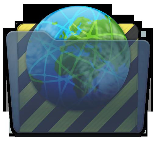 Graphite Folder Webdev Icon 512x512 png