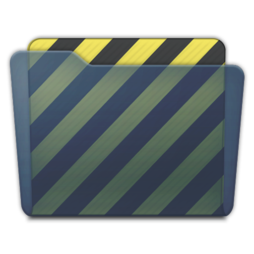 Graphite Folder Work Icon 512x512 png