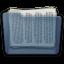 Graphite Folder Docs Icon 64x64 png