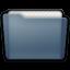 Graphite Folder Generic Icon 64x64 png