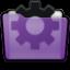 Graphite Folder Smart Icon 64x64 png