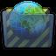 Graphite Folder Webdev Icon 64x64 png