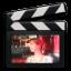 Toolbar Movies Icon 64x64 png
