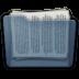 Graphite Folder Docs Icon 72x72 png