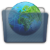 Graphite Folder Sites Icon 72x72 png