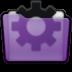 Graphite Folder Smart Icon 72x72 png