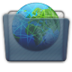 Graphite Folder Sites Icon 80x80 png