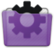 Graphite Folder Smart Icon 80x80 png