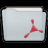 Folder Adobe Acrobat Icon 96x96 png
