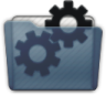 Graphite Folder Developer Icon 96x96 png