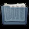 Graphite Folder Docs Icon 96x96 png