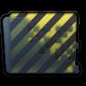 Graphite Folder IconComposer Icon 96x96 png