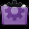 Graphite Folder Smart Icon 96x96 png