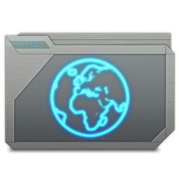 Folder Sites Icon 256x256 png