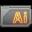 Folder Adobe Illustrator Icon 32x32 png