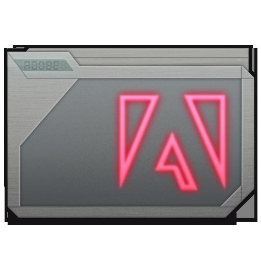 Folder Adobe Icon 512x512 png