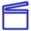 Toolbar Movies Alt Icon 64x64 png