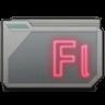 Folder Adobe Flash Alt Icon 96x96 png