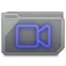 Folder Movies Alt Icon 96x96 png