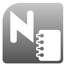 MS Office 2010 OneNote Icon - Web0 2ama Icons - SoftIcons com