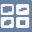 Spaces Icon 32x32 png