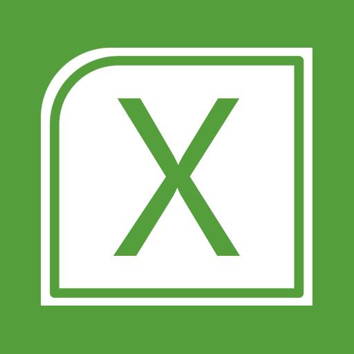 Excel Alt 1 Icon - Windows 8 Metro Icons - SoftIcons.com