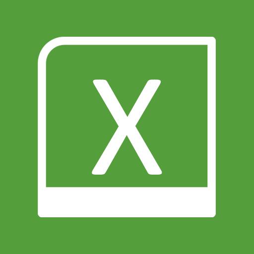 Excel Alt 2 Icon - Windows 8 Metro Icons - SoftIcons.com