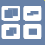 Spaces Icon 64x64 png