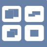 Spaces Icon 96x96 png