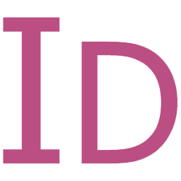 Adobe InDesign Icon 256x256 png