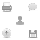 32 Soft Media Icons Vol 2