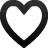 Heart Empty Icon