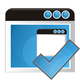 Check Application Icon 256x256 png