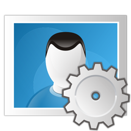 Image Options Icon 256x256 png