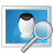 Search Image Icon 48x48 png