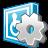 Apps Preferences Desktop Assistive Technology Icon 48x48 png